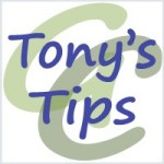 Group logo of Tony's Tips